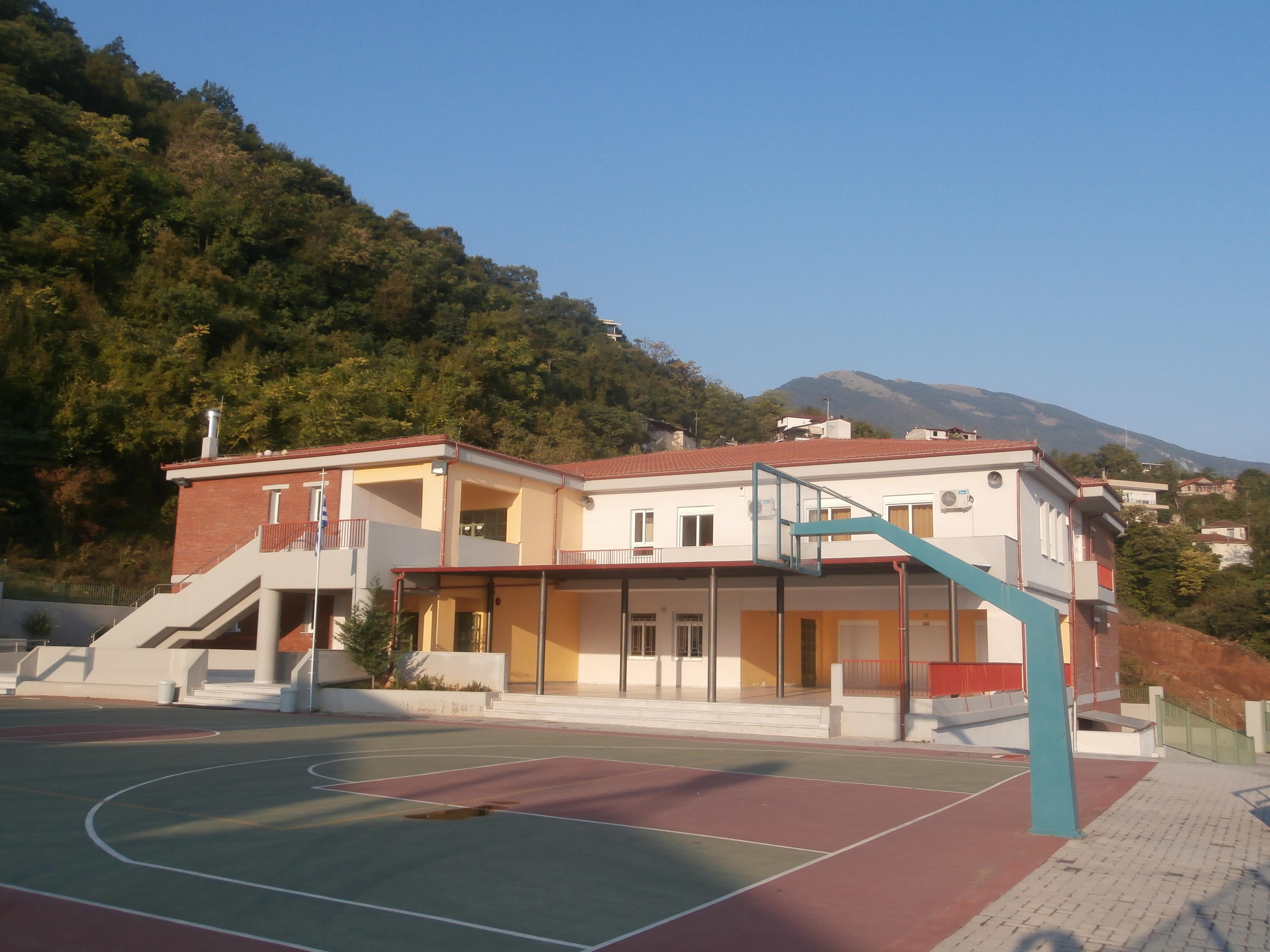 Γεωγραφικά όρια   10ου Δημοτικού Σχολείου  &   10ου Νηπιαγωγείου Νάουσας
