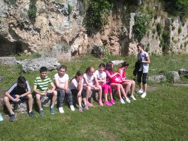 ΣΤ΄τάξη – Διδακτική Επίσκεψη στη Σχολή Αριστοτέλη